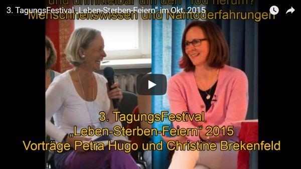"3. TagungsFestival ""Leben-Sterben-Feiern"""
