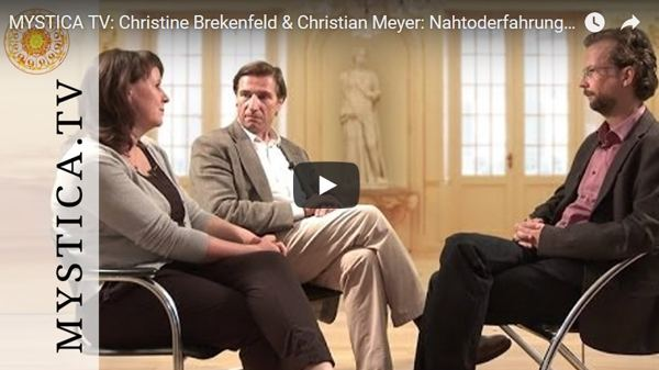 Christine Brekenfeld & Christian Meyer Auf Mystika TV: Nahtoderfahrung Und Erwachen