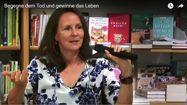 """Vortrag Zum Buch """"Begegne Dem Tod Und Gewinne Das Leben"""""""